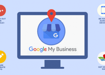 Google My Business Corporate Website